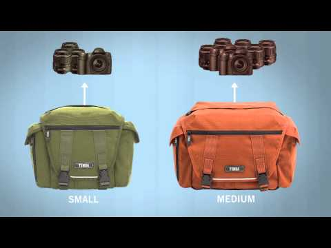 Tenba Camera Shoulder Bag 65