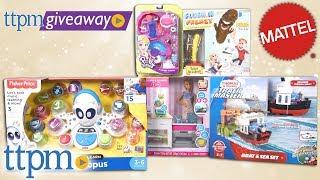 Win Barbie, Flushin' Frenzy, Polly Pocket & More on #TTPMLIVE
