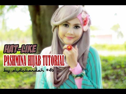 Tutorial Hijab Pashmina by Didowardah | Hijab Tutorial Pashmina Tikar Part #46