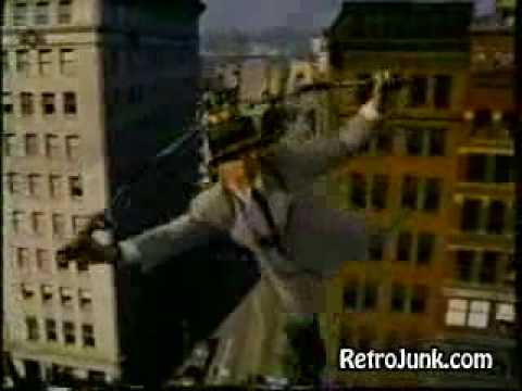 Paramount Film Commercial (Disney Version)