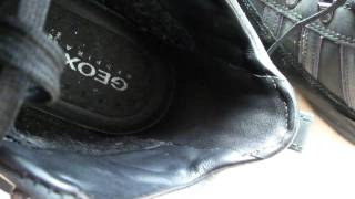 Bitte keine GEOX-Schuhe mehr - no more Geox-shoes, please!