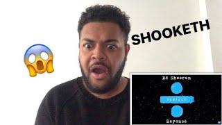 Download Lagu Ed Sheeran - Perfect Duet (with Beyoncé) (Official Audio) REACTION!! Gratis STAFABAND