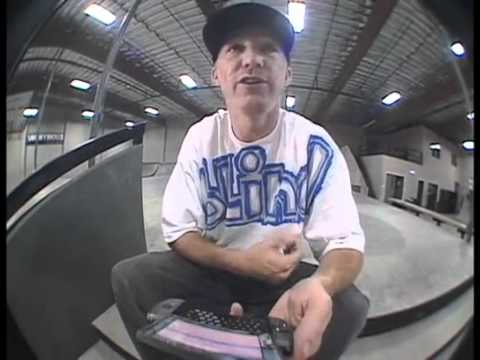 Ronnie Creager - The Berrics Text yoself