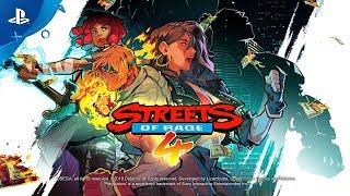 Streets of Rage 4   Cherry Hunter (Gamescom 2019)   PS4