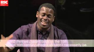 Is Othello a racist play? Highlights with subtitles | Debates | Royal Shakespeare Company