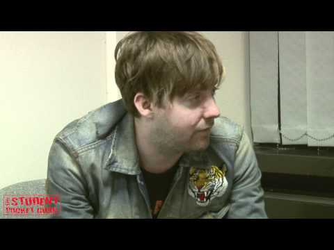 Ricky Wilson (Kaiser Chiefs) Interview | SPGtv