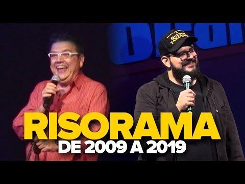 RISORAMA - DE 2009 A 2019 Vídeos de zueiras e brincadeiras: zuera, video clips, brincadeiras, pegadinhas, lançamentos, vídeos, sustos