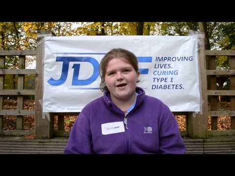 JDRF Youth Ambasador Day - inspirational teenagers discuss their Diabetes
