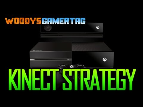 Why Microsoft Bundled Kinect w XBOX ONE -