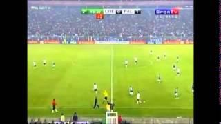Colo Colo 0 x 1 Palmeiras - Melhores Momentos - Libertadores 2009