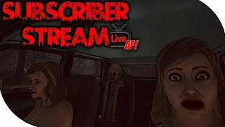Subscriber Stream F13 | Lets have some fun! | Friday the 13th the game