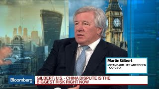 Markets to Be Difficult Next Year, Standard Life Aberdeen's Gilbert Says