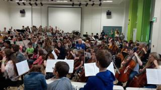 Download Lagu City of Sheffield Youth Orchestra perform to the Music Hub groups Gratis STAFABAND