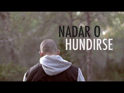 ARTE - NADAR O HUNDIRSE