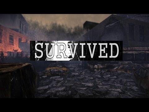 Прохождение Survived #2 [Дом ужасов]