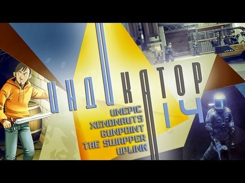 Индикатор №14 [Все об инди играх] - Greenlight, Tale of Tales, The Swapper, UnEpic, Xenonauts...