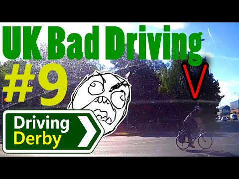 UK Bad Driving (Derby) #9