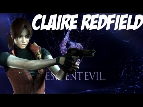 Resident Evil 6 PC Mods-Claire redfield By fenix