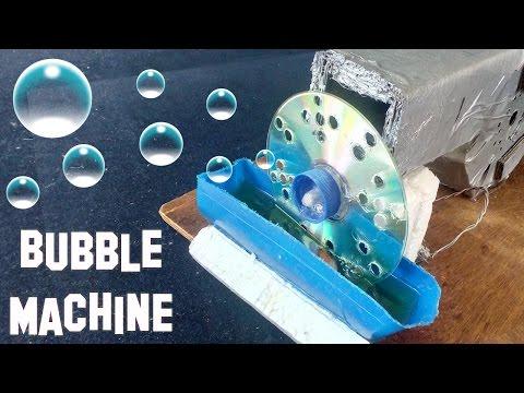 bubble magic machine