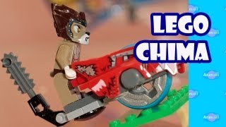 LEGO Chima Toys Toy Fair Preview