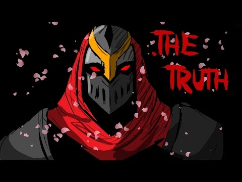 The truth behind Zed - League of Legends Theory