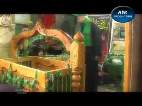 Saraiki Noha 2012 - Asghar Ko Neend - Jhola - Ali Charania Dubai video