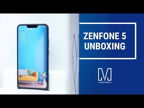ASUS Zenfone 5 Unboxing: Collector's Edition?!