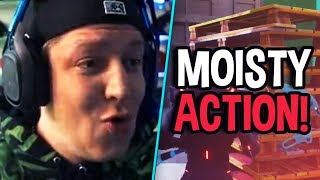 Monte ist unbesiegbar? 😂 ACTION in Moisty! | MontanaBlack Fortnite Highlights