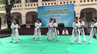 Biểu diễn trường Lê Hồng Phong ngày 6/1/2015