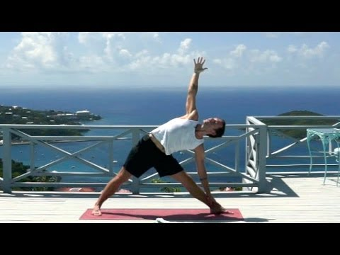 Caribbean Yoga Flow