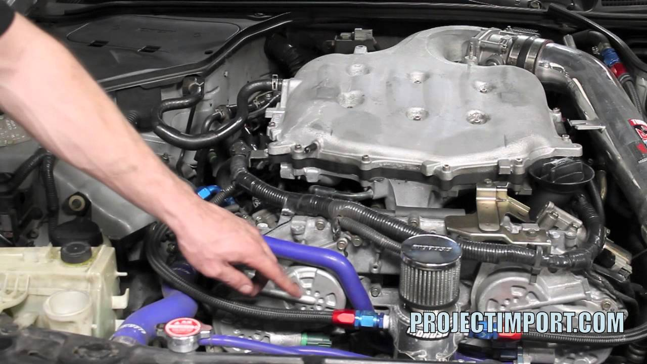 Project Import 350z G35 Vq35 Oil Consumption Fix Pcv
