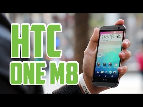 HTC One M8, Review en espa�ol