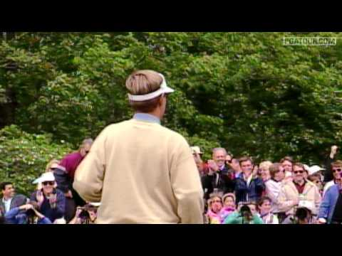 Top 10: Davis Love III shots on the PGA TOUR