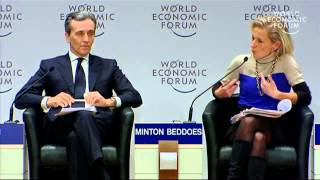 Davos 2013 - Open Forum: Eurozone -- Solidarity or Domination?