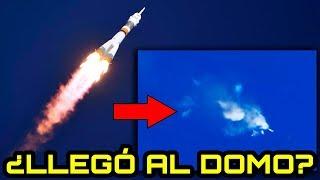 ¿Cohete ruso IMPACTA contra el DOMO?