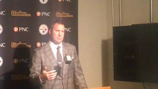 Ben Roethlisberger reflects on Ryan Shazier, return to Cincinnati
