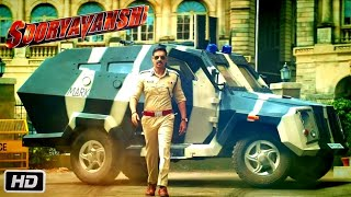 Sooryavanshi Movie | Ajay Devgan's Singham Character Entry Scene | Directed By Rohit Shetty,