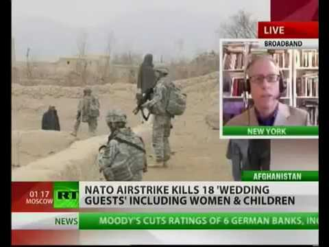 TVWhoWhatWhy  Russ Baker On Afghanistan, Pakistan, Syria