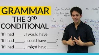 Learn English Grammar: How to use the 3rd conditional