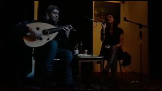 Turkish Classical Music Sessions - Mehmet Polat - Cigdem Okuyucu - Nihavend Songs