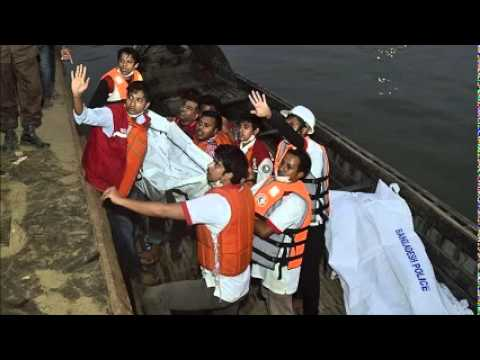 Scores killed in Bangladesh ferry accident