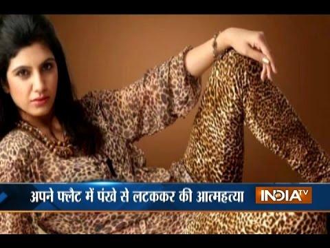 Struggling Delhi Based Model Commits Suicide in Mumbai