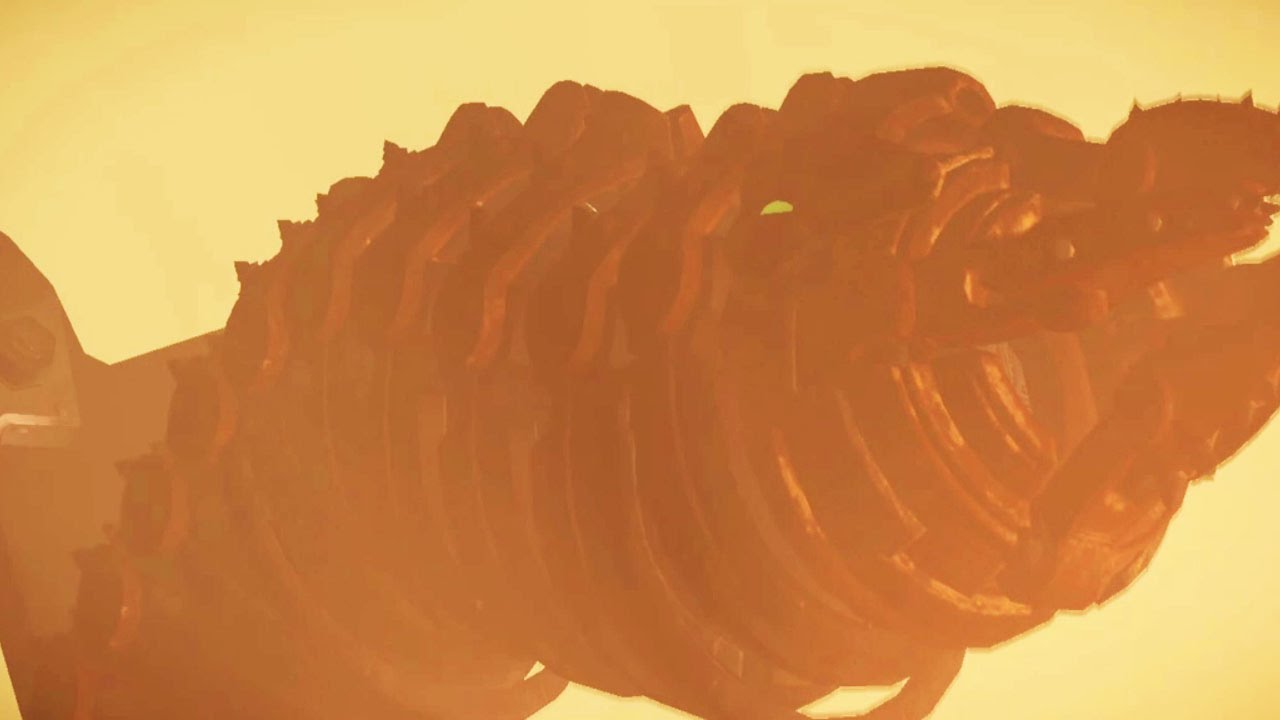 Sonic Boom: Rise of Lyric Wii U - Driller Worm Boss Battle ...