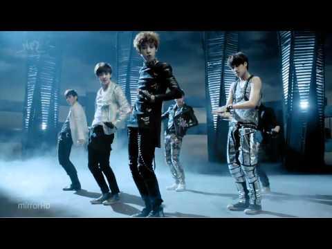 EXO-K - MAMA Mirrored Dance Ver.