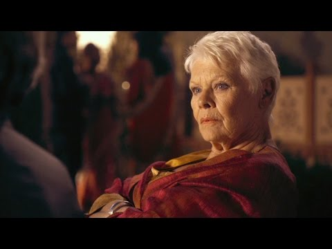 The Second Best Exotic Marigold Hotel - Trailer #1 video