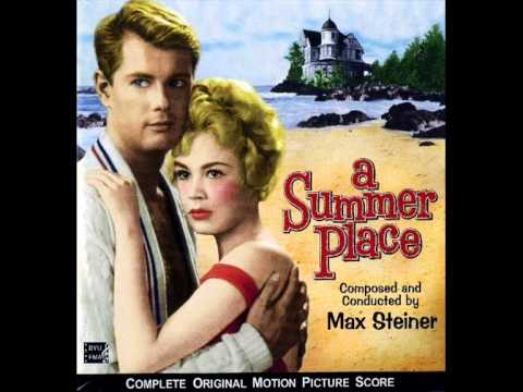 Max Steiner  A SUMMER PLACE Theme A SUMMER PLACE, USA  1959