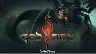 Official Godfire Rise of Prometheus  (iOS / Android) E3 Gameplay Trailer
