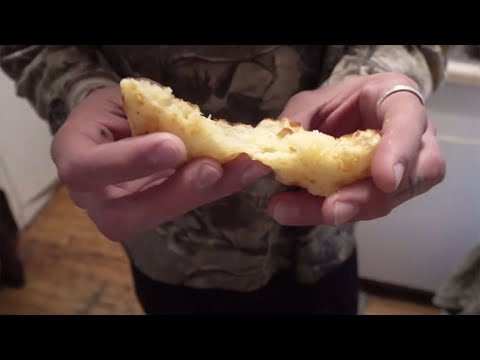 Cooking Brazilian Cheese Bread w/ Yaje Popson