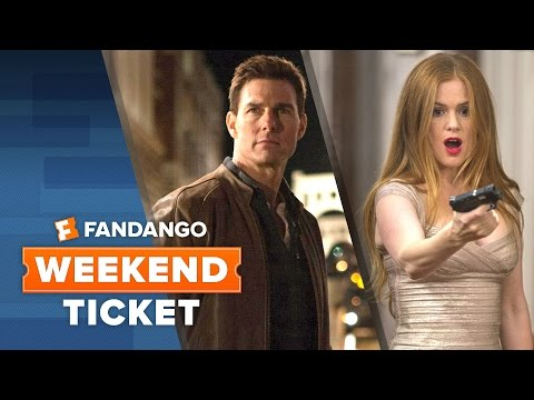 Jack Reacher: Never Go Back, Keeping Up with the Joneses, Ouija: Origin of Evil | Weekend Ticket
