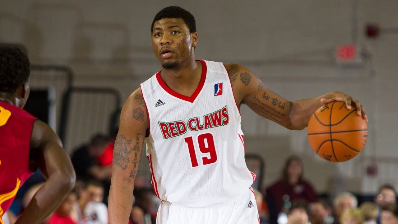 Highlights: 14 First-Round 2014 NBA Draft Picks in the NBA D-League